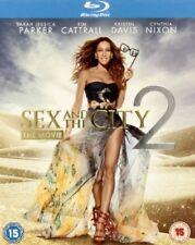 SEX AND THE CITY 2, Der Film (Sarah Jessica Parker) Blu-ray Disc + DVD, Schuber