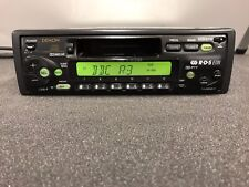 Denon Dcr-670r Old Classic Vintage Radio Cassette Player Cd Changer Control Rare