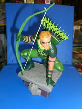 Dc Gallery Green Arrow Comic Pvc Figure [New Toys] Statue, Collectible