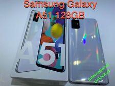 Samsung Galaxy A51 Memory 128GB International Unlocked