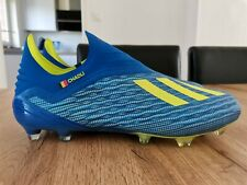 Player issue N. Chadli Adidas X18+ World Cup Edition Energy mode football boots
