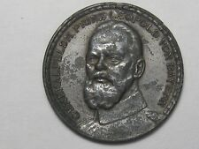 Medal: 1915 General Field Marshall Prince Leopold of Bavaria, Victor of Warsaw.