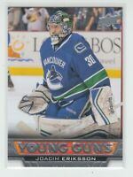 (70021) 2013-14 UPPER DECK YOUNG GUNS JOACIM ERIKSSON #459 RC