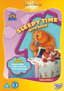 Bear in the Big Blue House: Sleepytime With Bear DVD NEW & SEALED