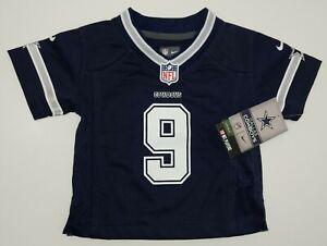 Tony Romo Dallas Cowboys Navy Infant/Baby Nike Jersey
