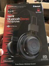 Tzumi Bluetooth Stereo Headphones 8 Hours Play Time