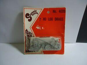 Sequoia 2 HO Log Drags   NOS    Part # 4006