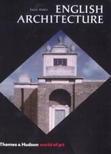 English Architecture: A Concise History (World of Art),David Watkin