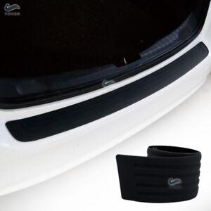 90*8CM Trunk Bumper Threshold Rubber Guard Body Protector Cover Strip DIY CUT