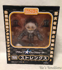 Nendoroid 166 Strength Black Rock Shooter Original NEW