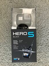 GoPro HERO 5 Camcorder - Black (Latest Model) No Reserve!! Go Pro 5