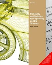 Probability and Statistics for Engineering and the Sciences by Jay L.