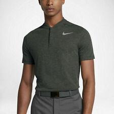 Nike Golf Aeroreact Slim Fit Polo Shirt Grey Size L 954229 010
