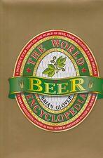 BEER - THE WORLD ENCYCLOPEDIA  Brian Glover **GOOD COPY**