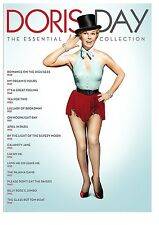 DORIS DAY THE ESSENTIAL COLLECTION 14 FILMS WARNER BROTHERS NEW & SEALED 15 DISC