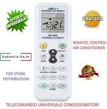 Telecomando Universale Climatizzatori Condizionatore Climatizzatore Clima Air