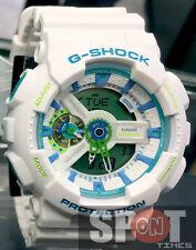 Casio G-Shock Early Summer Mint Green Men's Watch GA-110WG-7A