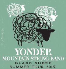 Black Sheep [Digipak] * by Yonder Mountain String Band (CD, 2015, Frog Pad)