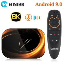 Android Tv Box 9.0 Vontar X3 4GB RAM 32GB