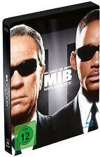 MEN IN BLACK (Tommy Lee Jones, Will Smith) Blu-ray Disc, Steelbook NEU+OVP