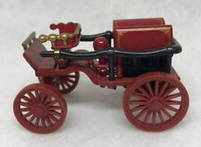 Fire Engine Truck Diecast 1908 Horse Drawn Pumper Red Toy Readers Digest 1/64