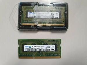 Fujitsu Lifebook Samsung 2G 1Rx8 PC3 10600S-09-ZZZ M471B5773CHS-CH9 2x 2GB DDR3