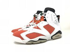 46a5174fc4879a 384664 145 AIR JORDAN VI 6 RETRO GATORADE WHITE ORANGE GREEN SIZE 13 Mens