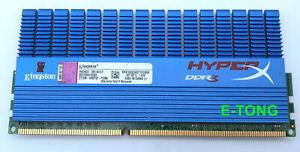 Kingston HYPERX 2GB 1x2GB DDR3-1600 KHX1600C9D3T1K3/6GX 1.65V Desktop Ram Memory