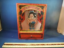 """Vintage Moving French Can Can Dancer """"Music Box Dancer"""" Music Box"""