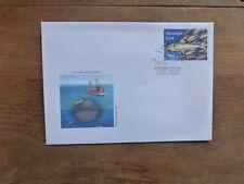 SLOVENIA 2016 FISH FDC FIRST DAY COVER