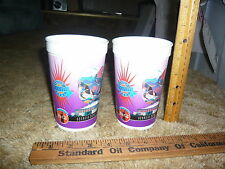 2 Super bowl XXVIII Coca - Cola MGR Food Services collector's cup see pic