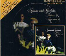Simon & Garfunkel Parsley, Sage, Rosemary And Thyme 24 Karat Gold CD Audio Fi.