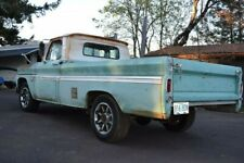 1966 Chevrolet C-10 Custom Cab