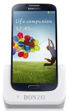 USB Dockingstation Ladestation Dock Kabel für Samsung Galaxy S4 I9500 I9505 Weiß