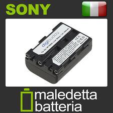 Batteria Alta Qualità per Sony Cyber-shot DSC-F828