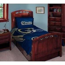 St.Louis Rams comforter twin full size 3 pcs set shams pillow NFL Los Angeles