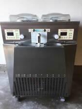 Carpigiani Bg Italy Gelato Ice Cream Churning Batch Freezer Dual Pot Inst21