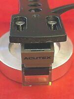 Acutex Moving 312 III STR Phono Cartridge - Mounted, functional, new stylus