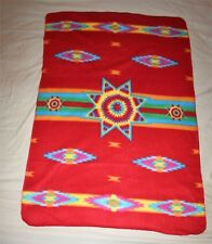 ST. LABRE INDIAN SCHOOL Polyester Throw Blanket Lap Blanket 32 X 49 1/4