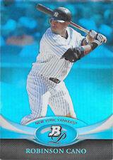 2011 Bowman Platinum #26 Robinson Cano - Yankees