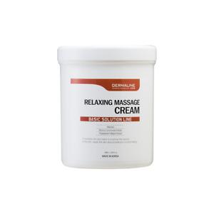 Dermaline Relaxing Massage Cream 1000ml#grhk