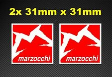 Marzocchi Bomber Fork Decal Stickers Mountain Bike Vinyl