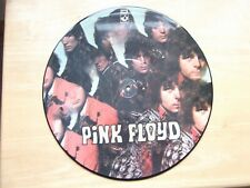 PINK FLOYD 'PIPER AT THE GATES OF DAWN'  RARE COLLECTABLE PICTURE DISC UNPLAYED