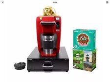 Keurig K15 Coffee Brewer - Red Holiday Bundle