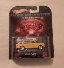 """2015 Hot Wheels Retro """"CLOSE ENCOUNTERS of the THIRD KIND"""" Ford F-250"""