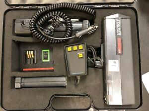 Stalker ATR Handheld Radar with accessories and carrying case TESTED