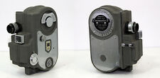 Vtg. Collectors Cinemaster II G-8 Double 8mm Cine Camera Universal Camera Corp