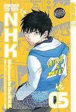 Welcome to the NHK Manga Volume 5