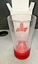 Budweiser Red Light Goal Glass Sync Bluetooth NHL Hockey Beer Cup