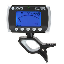 JOYO JMT-9006B Backlight LCD Display Tuner and Metronome for Guitar Violin Bass
